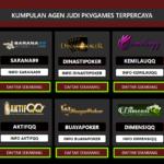 daftar situs pkv games
